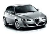 Alfa-Romeo 147 Alloy Wheels