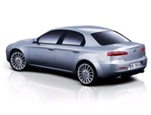Alfa-Romeo 159 Alloy Wheels