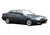 Alfa-Romeo 164 Alloy Wheels