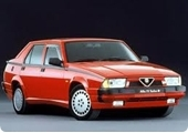 Alfa-Romeo 75 Alloy Wheels