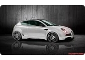 Alfa-Romeo Mito Alloy Wheels