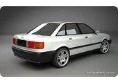 Audi 80 Alloy Wheels