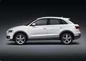 Audi Q3 Alloy Wheels