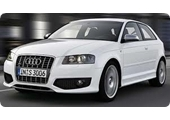 Audi S3 Alloy Wheels