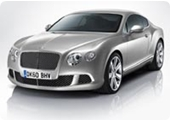 Bentley Continental GT/GTC Alloy Wheels