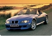 BMW Z3 Series Alloy Wheels