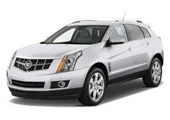 Cadillac SRX Alloy Wheels