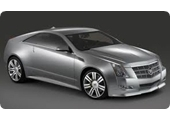 Cadillac CTS Alloy Wheels