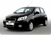 Chevrolet Aveo Alloy Wheels