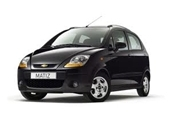 Chevrolet Matiz Alloy Wheels