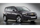 Chevrolet Orlando Alloy Wheels