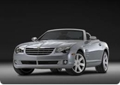 Chrysler Crossfire Alloy Wheels