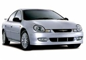Chrysler Neon Alloy Wheels