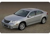 Chrysler Sebring Alloy Wheels