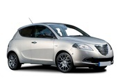 Chrysler Ypsilon Alloy Wheels
