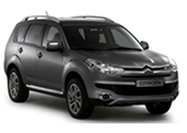 Citroen C-Crosser Alloy Wheels