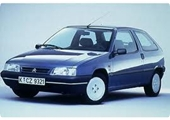 Citroen ZX Alloy Wheels