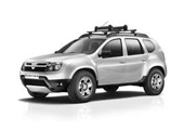Dacia Duster Alloy Wheels