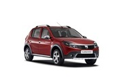 Dacia Sandero-Stepway Alloy Wheels