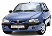 Dacia Solenza Alloy Wheels