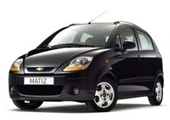 Daewoo Matiz Alloy Wheels