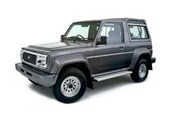 Daihatsu Fourtrak-Rocky Alloy Wheels