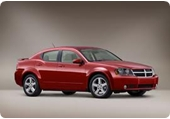 Dodge Avenger Alloy Wheels