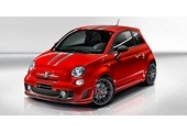 Fiat 500c-Abarth Alloy Wheels