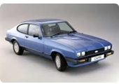 Ford Capri Alloy Wheels