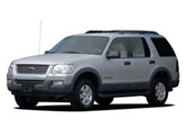 Ford Explorer Alloy Wheels