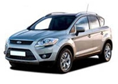 Ford Kuga Alloy Wheels
