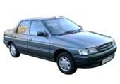 Ford Orion Alloy Wheels
