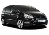 Ford S-Max Alloy Wheels