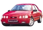 Ford Sierra Alloy Wheels