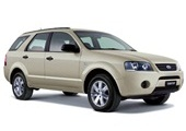 Ford Territory Alloy Wheels