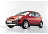 Hyundai Getz-Cross Alloy Wheels