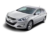 Hyundai i-40/i-40cw-Tourer Alloy Wheels