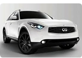 Infiniti Fx35-Fx37 Alloy Wheels