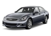 Infiniti G37-sedan Alloy Wheels