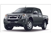 Isuzu D-Max Alloy Wheels