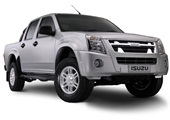Isuzu KB-Double-Cab Alloy Wheels