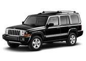 Jeep Commander Alloy Wheels