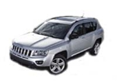 Jeep Compass Alloy Wheels