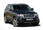 Jeep Grand Cherokee Alloy Wheels