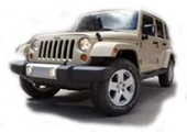 Jeep Wrangler Alloy Wheels