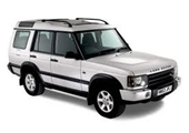 Land-Rover Discovery-2 Alloy Wheels
