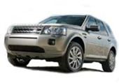 Land-Rover Freelander-2 Alloy Wheels