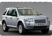Land-Rover Freelander Alloy Wheels