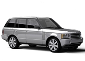 Land-Rover Range-Rover Alloy Wheels