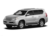 Lexus GX-460 Alloy Wheels